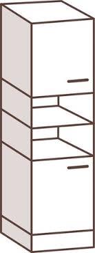 porte de placard cuisine brico depot element de cuisine pour four séduisant meuble four encastrable brico