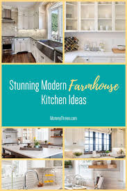 farmhouse kitchen cabinet decorating ideas 10 beautiful modern farmhouse kitchens thrives