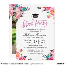 Name Cards For Graduation Invitations Graduation My Party Invitations