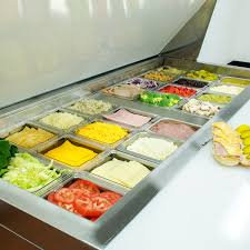 36 inch sandwich prep table pst47 hc 47 refrigerated salad prep table phoenix restaurant