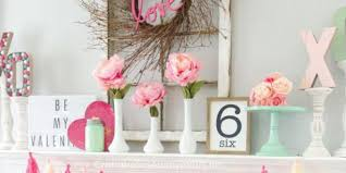 s day decorations diy s day decorations and garland tutorial happy