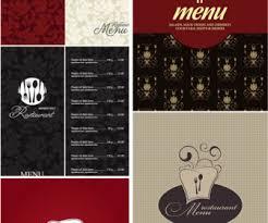 menu free stock vector art u0026 illustrations eps ai svg cdr psd
