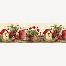 country kitchen wallpaper borders brilliant ideas 23 verstak