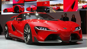 toyota sports car toyota unveils ft 1 concept sports car in detroit the chronicle herald