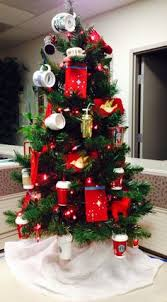 starbucks tree getting ready for my