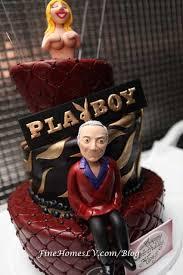 hugh hefner theme cake playboy pinterest hugh hefner cake