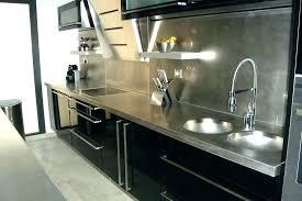 plaque inox plan de travail plaque en inox cuisine plaque aluminium