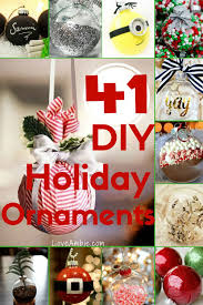 41 glass diy ornaments ambie