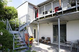 balkon mit treppe metallbau schlosserei fenn eltmann bamberg schweinfurt