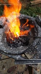 wood charcoal blacksmithing tips tricks and advice gear forum
