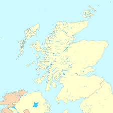 Blank Map Of Scotland Printable by Blank Map Of Philippines