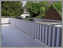 sichtschutz balkon grau sichtschutz balkon stoff grau balkon house und dekor galerie