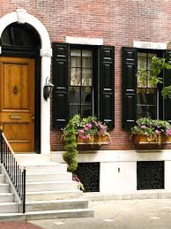 black exterior window houzz