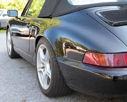 porsche 964 cabriolet 1990 964 cabriolet for sale autometrics motorsports