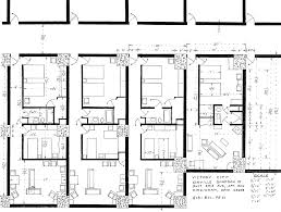 apartment building plans second floor architectural floor with