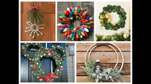 Holiday Wreath Ideas Pictures Winter Decorating Ideas Christmas Wreath Diy Inspiration 75