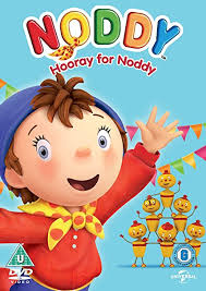 noddy toyland hooray noddy dvd 2009 amazon uk