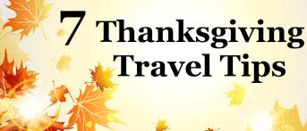 7 thanksgiving travel tips chastang ford