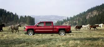Chevy Silverado Truck Jump - why the 2014 silverado outdoes the ford f150 and ram 1500