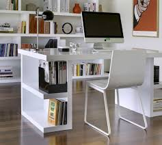 white home office desk design ideas that will suit your work style