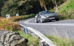 many aston martins spotted around aston martin recalls db11 to rectify unintentional airbag
