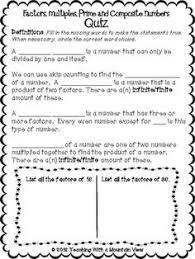 free printable factors and prime numbers list factors list 1 100