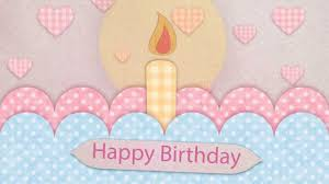 happy birthday card after effect free template youtube