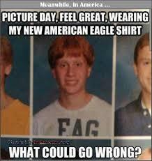 America Eagle Meme - american eagle fag meanwhile in america