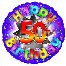 50th birthday balloons 50th birthday balloon birthday trends