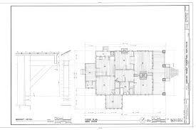 file floor plan and bracket detail f l hawkins tenant farmstead