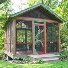 alternatives to the traditional screened porch