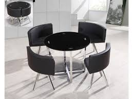 Folding Dining Table With Chair Storage Dining Tables Folding Table With Chair Storage Inside Space