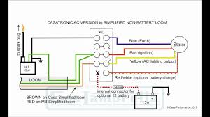 casatronic ignition lambretta wiring diagrams english version