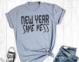 new year shirts holidays etsy