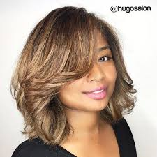 hairstyles for plus size women over 55 top 55 flattering hairstyles for round faces longer bob