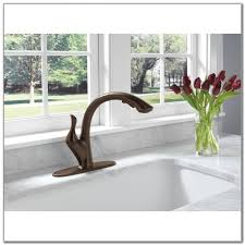 delta linden kitchen faucet delta linden waterfall kitchen faucet sinks and faucets home