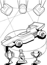 winner track race car coloring race car car coloring pages