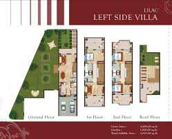 lilac park townhouse floor plans jvc dubai