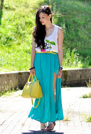 What Color Goes Best With Yellow Best 25 Turquoise Skirt Ideas On Pinterest Tribal Skirt
