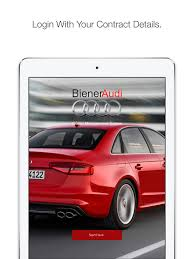 beiner audi biener audi service on the app store