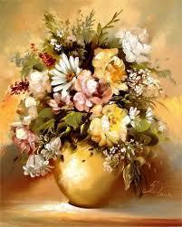 2017 diy diamond painting flower vase embroidery decorative