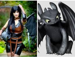 awesome u0027how train dragon u0027 cosplay moviepilot