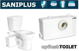 18 best upflush macerating toilets saniflo saniplus macerating upflush toilet kit
