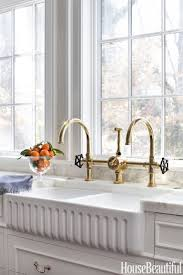 waterworks kitchen faucets waterworks kitchen faucet in brass mix and chic interior