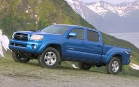 2005 toyota tacoma information and photos zombiedrive