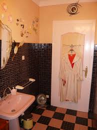 lost in the 50 u0027s our vintage 50s bathroom