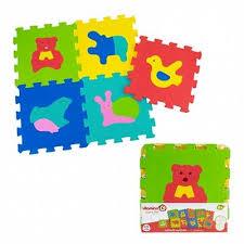tappeti puzzle g tappeto puzzle animali 5 pezzi