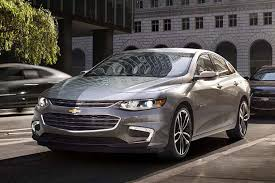 2017 ford fusion vs 2017 chevrolet malibu which is better