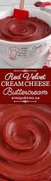 red velvet layer cake with cream cheese frosting recipe red