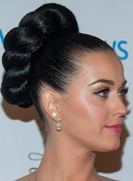 twisted bun hairstyle on african american 50 lovely bun hairstyles for long hair